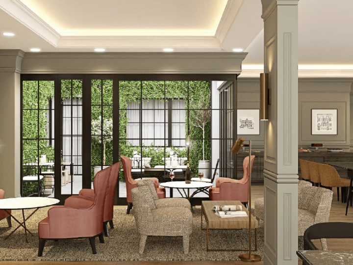 Hotel grand re-openig by Atom Hoteles: Avenue Louise Trademark Collection by Wyndham