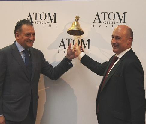 Bankinter Y GMA Lanzan Su Nueva Socimi Atom Hoteles Al Mercado Alternativo Bursátil